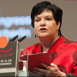 Sharan Burrow: The people of the world shouldn't have to wait until the next crisis for everyone to pay a fair, effective rate of tax