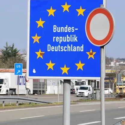 """The German Federal Police Trade Union stands for the introduction of border controls in connection with the influx of refugees along the """"Belarusian route"""""""